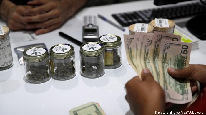 Marihuana - Verkauf in Nevada
