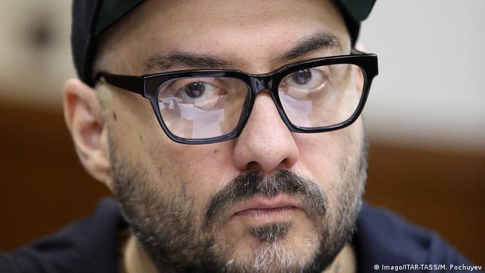 Kirill Serebrennikov (Imago/ITAR-TASS/M. Pochuyev)