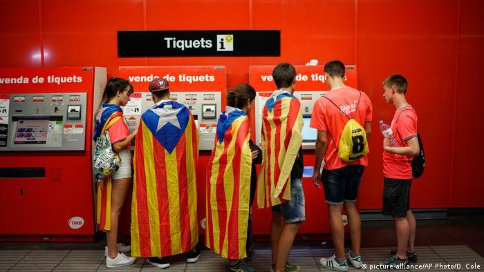Почему каталонцы вновь требуют независимости