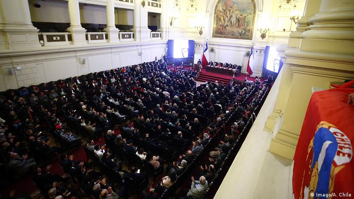 Chile - Gedenkveranstaltungen wegen des Putsches gegen Salvador Allende 11.09.1973
