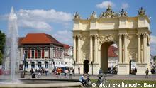 Deutschland, Potsdam: Brandenburger Tor