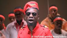 Youtube Screenshot - Bobi Wine Musikvideo zu Freedom