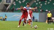 Iran - Länderspiel Usbekistan vs. Iran in Tashkent
