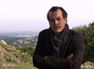 Matthias Klink auf dem Birkenkopf