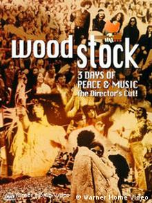 DVD Cover Woodstock