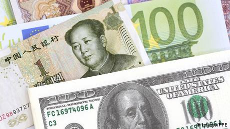 Chinese and US money (Imago/PPE)