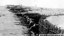 Historische Aufnahme - Erster Weltkrieg