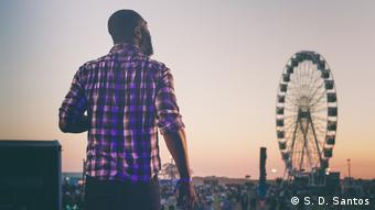Portugal Lissabon - NBC, Rapper aus Sao Tome und Principe