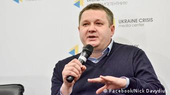 Председатель всеукраинской общественной организации Комитет избирателей Украины Алексей Кошель