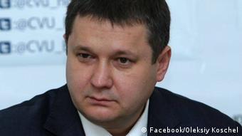 Председатель Комитета избирателей Украины Алексей Кошель