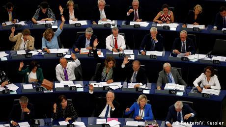 Європарламент підтримав початок дисциплінарної процедури проти Угорщини