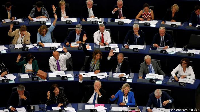 EU-Parlament für Sanktionsverfahren gegen Ungarn (Reuters/V. Kessler)