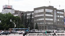 Russland Yekaterinburg - Konstruktivistisches Gebäude