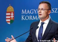Сіярто обурений планами Києва вислати угорського консула з закарпатського Берегового