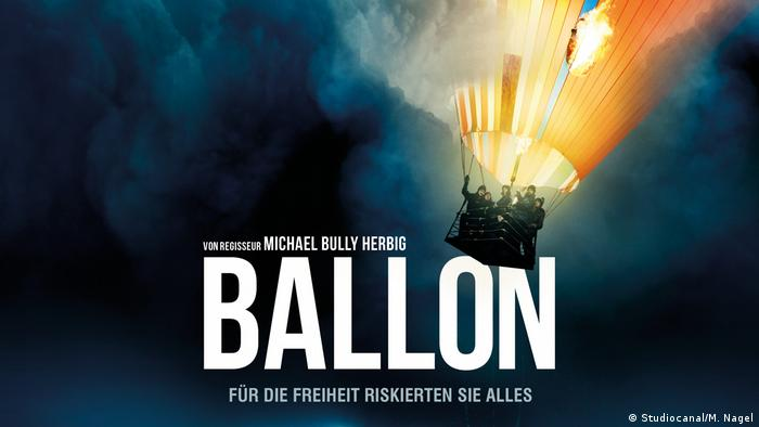 Film poster for Ballon (Studiocanal/M. Nagel)