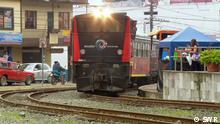 SWR Doku Mit dem Zug durch Ecuador