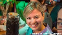 Politischer Frühschoppen auf Volksfest Gillamoos - B90/Grüne