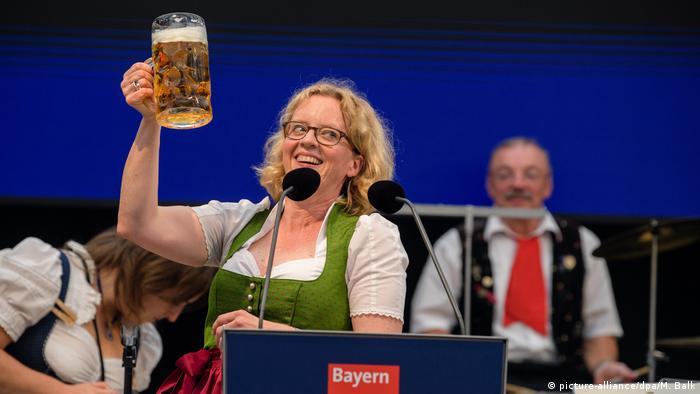 Natascha Kohnen SPD (picture-alliance/dpa/M. Balk)