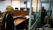 Ukraine Kiew Prozess um Mord an Denis Woronenkow