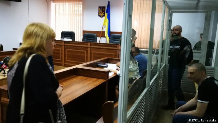 Процес у справі про вбивство Дениса Вороненкова (архівне фото)