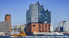 Deutschland Hamburg Elbphilharmonie