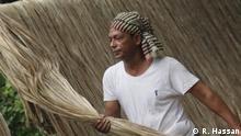 Der Landwirt Akbar Shikdar
