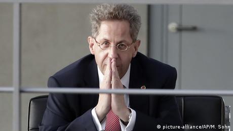Шеф контррозвідки ФРН змушений відповідати за свої слова у комітетах Бундестагу
