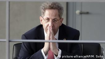 Berlin: Hans-Georg Maaßen (picture-alliance/AP/M. Sohn)