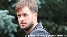 Pyotr Verzilov, Gruppenmitglied von Voina