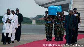 Ghana Trauer um Kofi Annan