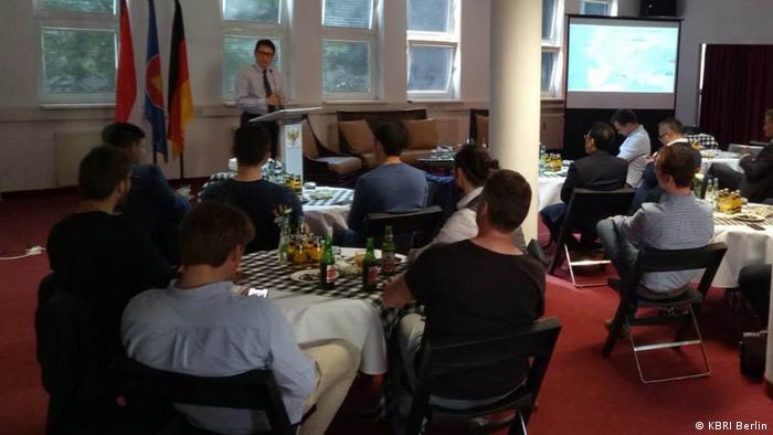 Start-up cooperation (KBRI Berlin)