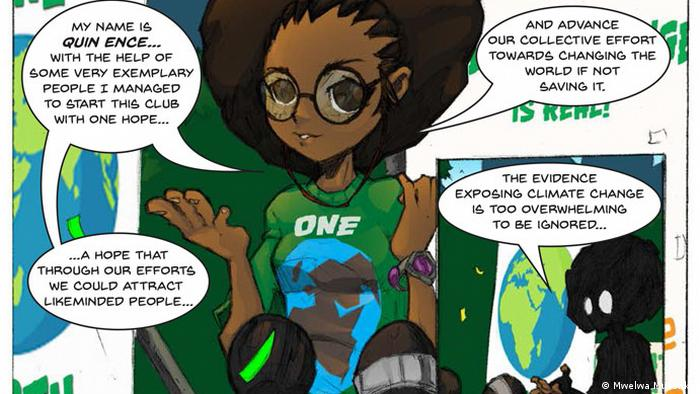 Fighting Climate Change With Comics And Superheroes All Media