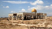 Gazastreifen Ruine Yasser Arafat International Airport