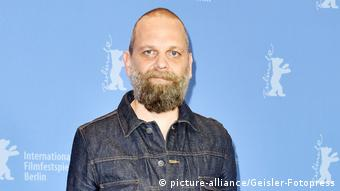 Wolfgang Fischer Styx Photocall Berlinale 2018 (picture-alliance/Geisler-Fotopress)