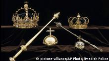 Swedish crown jewels (picture-alliance/AP Photo/Swedish Police)