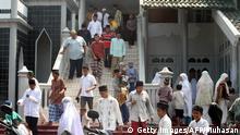 Indonesien Ahmadiyya-Minderheit