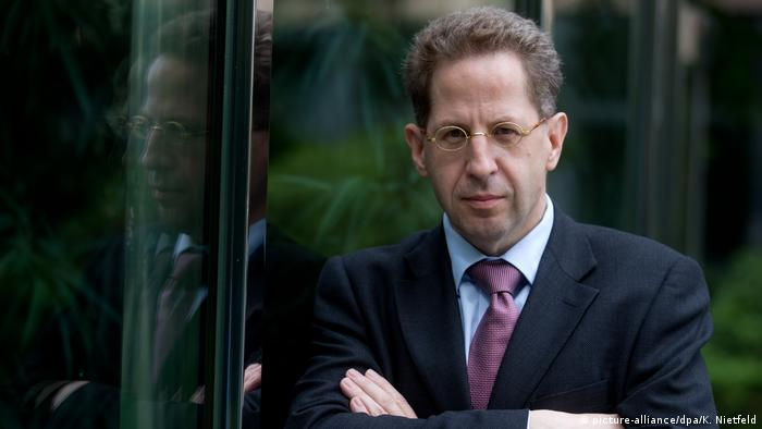 Hans-Georg Maaßen (picture-alliance/dpa/K. Nietfeld)