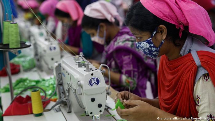 Tekstilna tvornica u Bangladešu