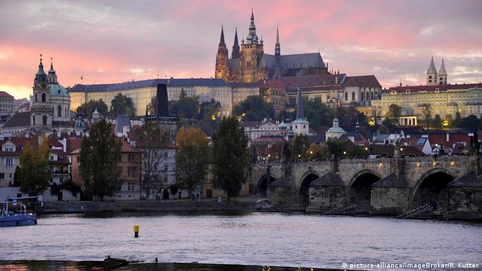 Praga - stolica Czech