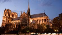 Kathedrale Notre Dame, Paris, Ile de France, Frankreich, Europa   Verwendung weltweit, Keine Weitergabe an Wiederverkäufer.
