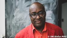 Achille Mbembe is a historian from Cameroon (DW/Stefan Möhl)