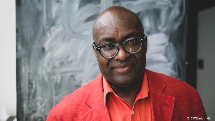 Achille Mbembe Historiker und Philosoph aus Kamerun