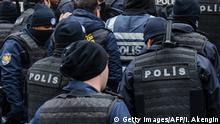 Türkei Polizei