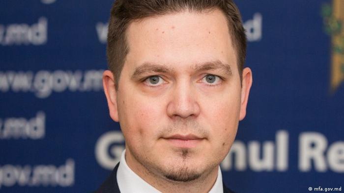 Tudor Ulianovschi, Außenminister der Republik Moldau (mfa.gov.md)