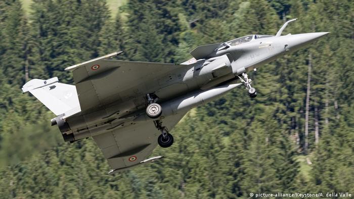 Kampfjet Dassault Rafale