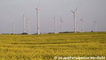 Deutschland Windkraftanlagen in Mecklenburg-Vorpommern