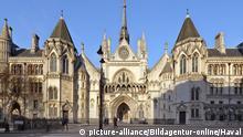 Royal Courts of Justice, London, Koenigliche Gerichte | Verwendung weltweit, Keine Weitergabe an Wiederverkäufer.
