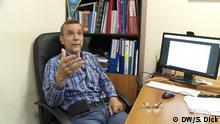 Russland Büro Bewegung für Menschenrechte in Moskau Lew Ponomarjew