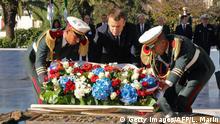 Algerien 2017, Besuch Emmanuel Macron, Präsident Frankreich