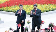 China Staatsbesuch Nicolas Maduro
